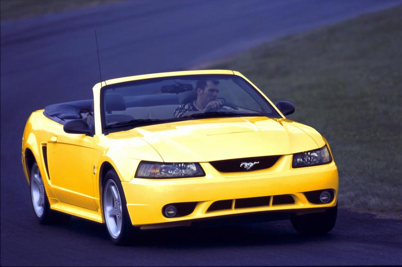 2001 ford svt mustang cobra convertible fuel infection. Black Bedroom Furniture Sets. Home Design Ideas