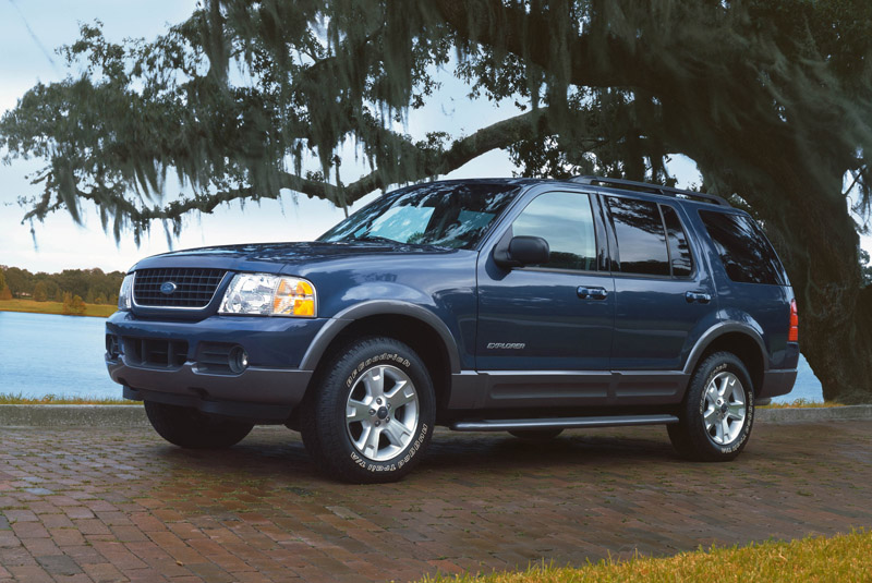 2002 ford explorer | fuel infection