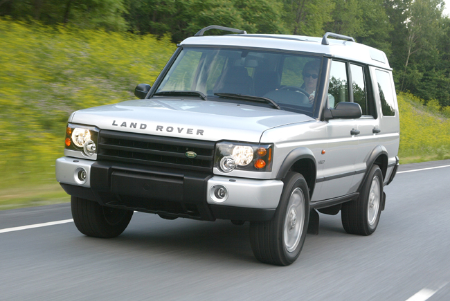 2002 Land Rover Discovery Series II SE Iowa City, IA
