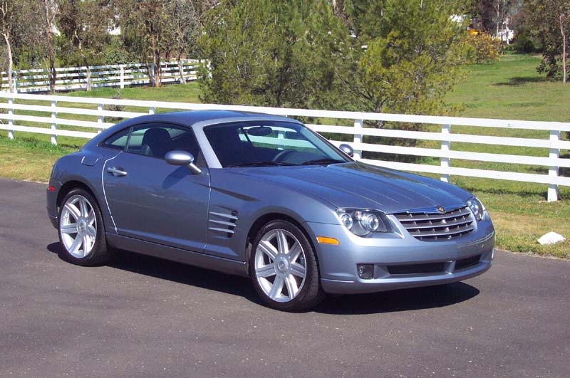 Chrysler Crossfire 2004. 2004 Chrysler Crossfire