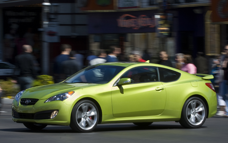 The Genesis Coupe Is Nothing Like The Luxurious Sedan Whose Name It Shares  U2013sufficiently Different That We Find Ourselves Wondering, As Others Have,  ...