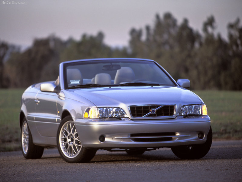 2003 Volvo C70 Convertible Fuel Infection