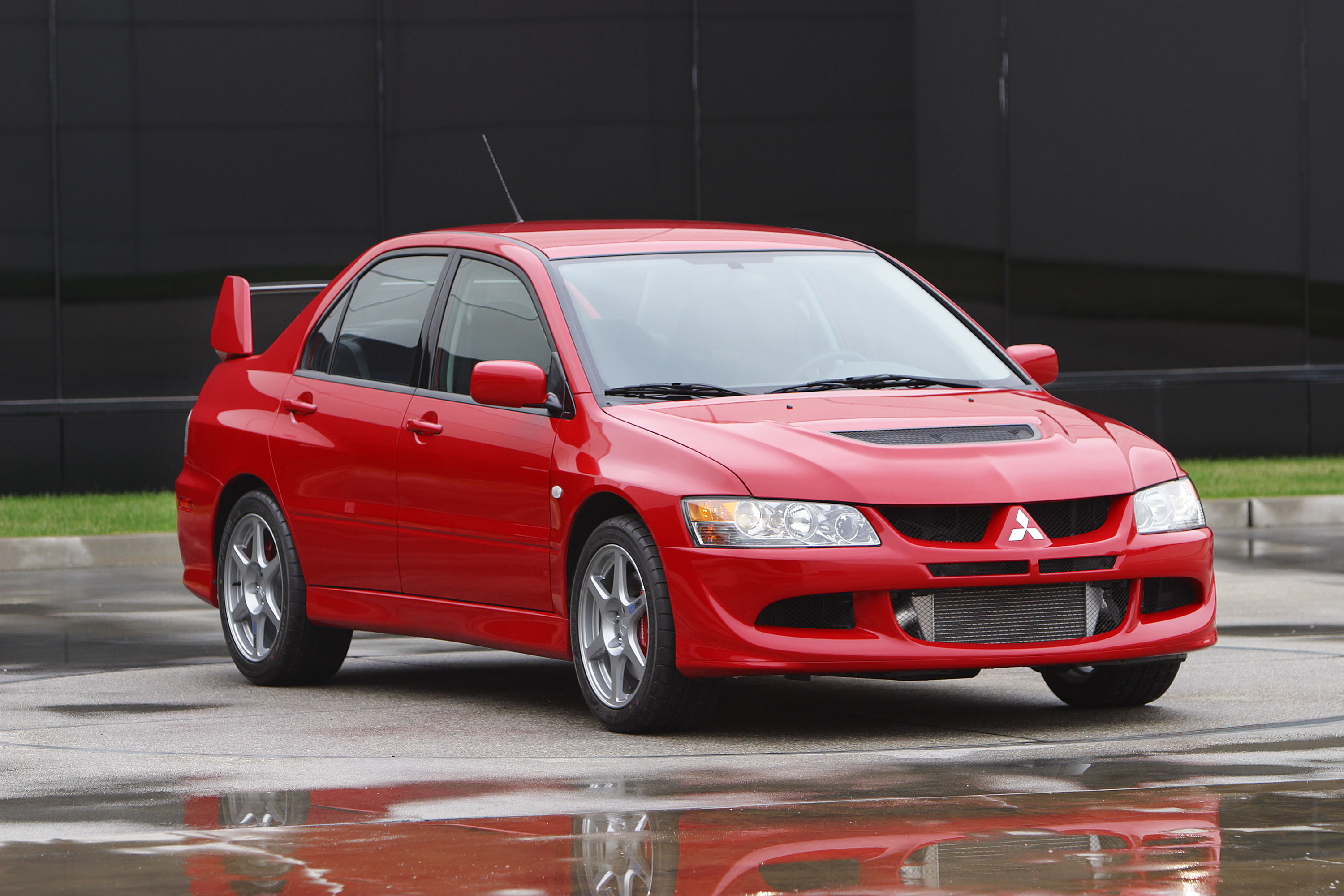 2003 mitsubishi lancer evolution fuel infection