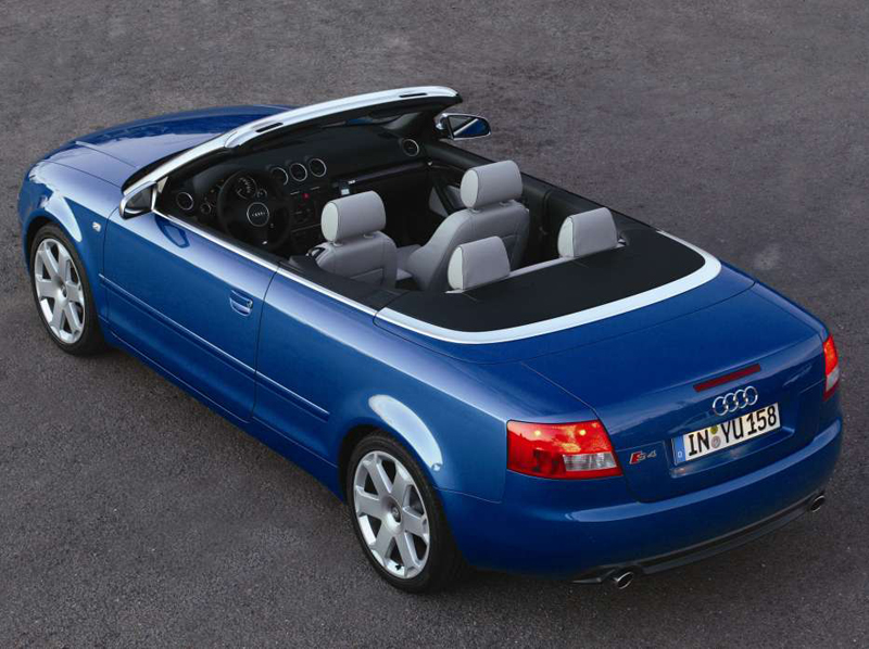 2004 audi s4 cabriolet fuel infection. Black Bedroom Furniture Sets. Home Design Ideas