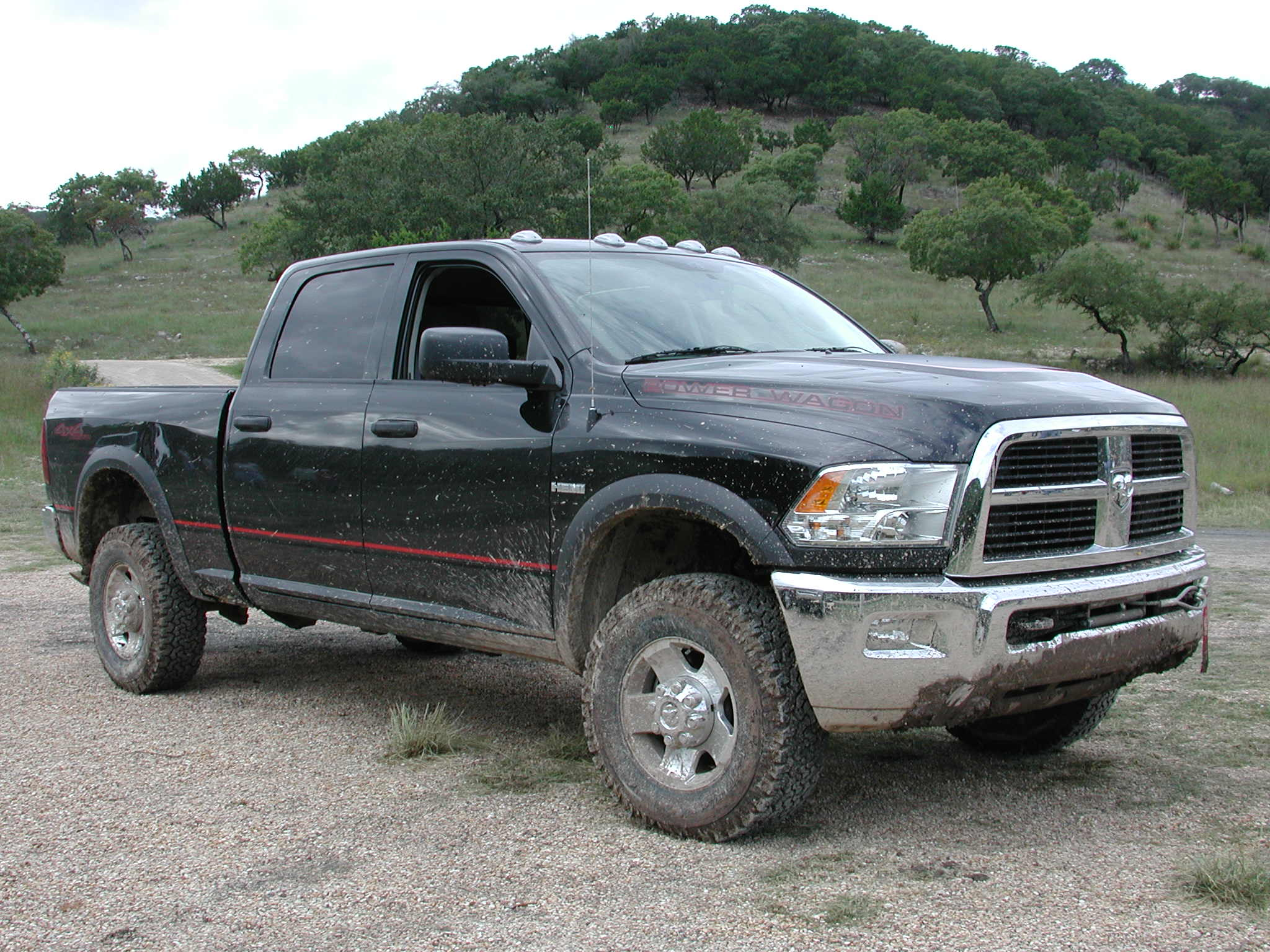2010 Ram Power Wagon Fuel Infection 1954 Dodge