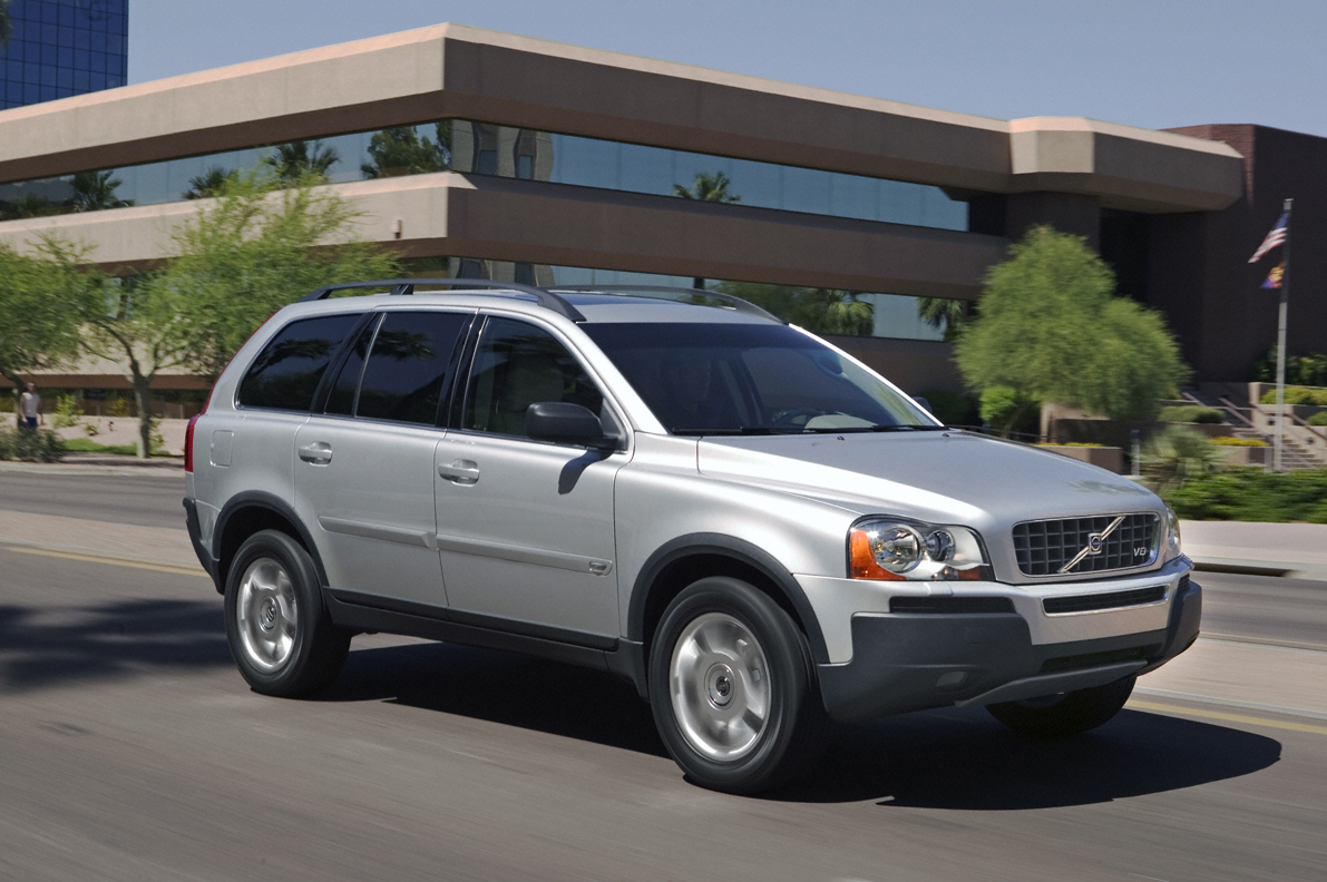 2005 Volvo Xc90 V8 Fuel Infection