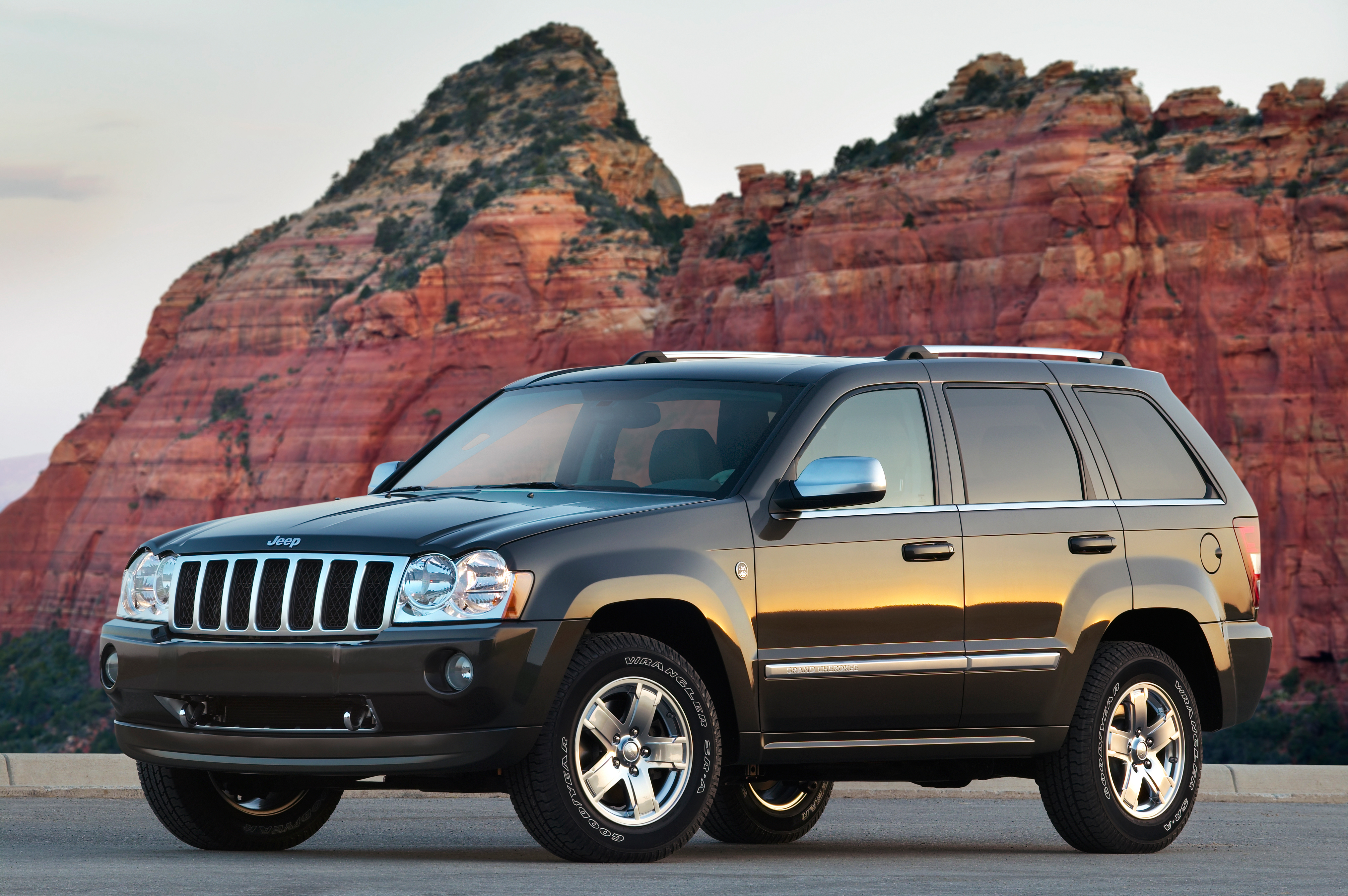 2005 jeep grand cherokee | fuel infection