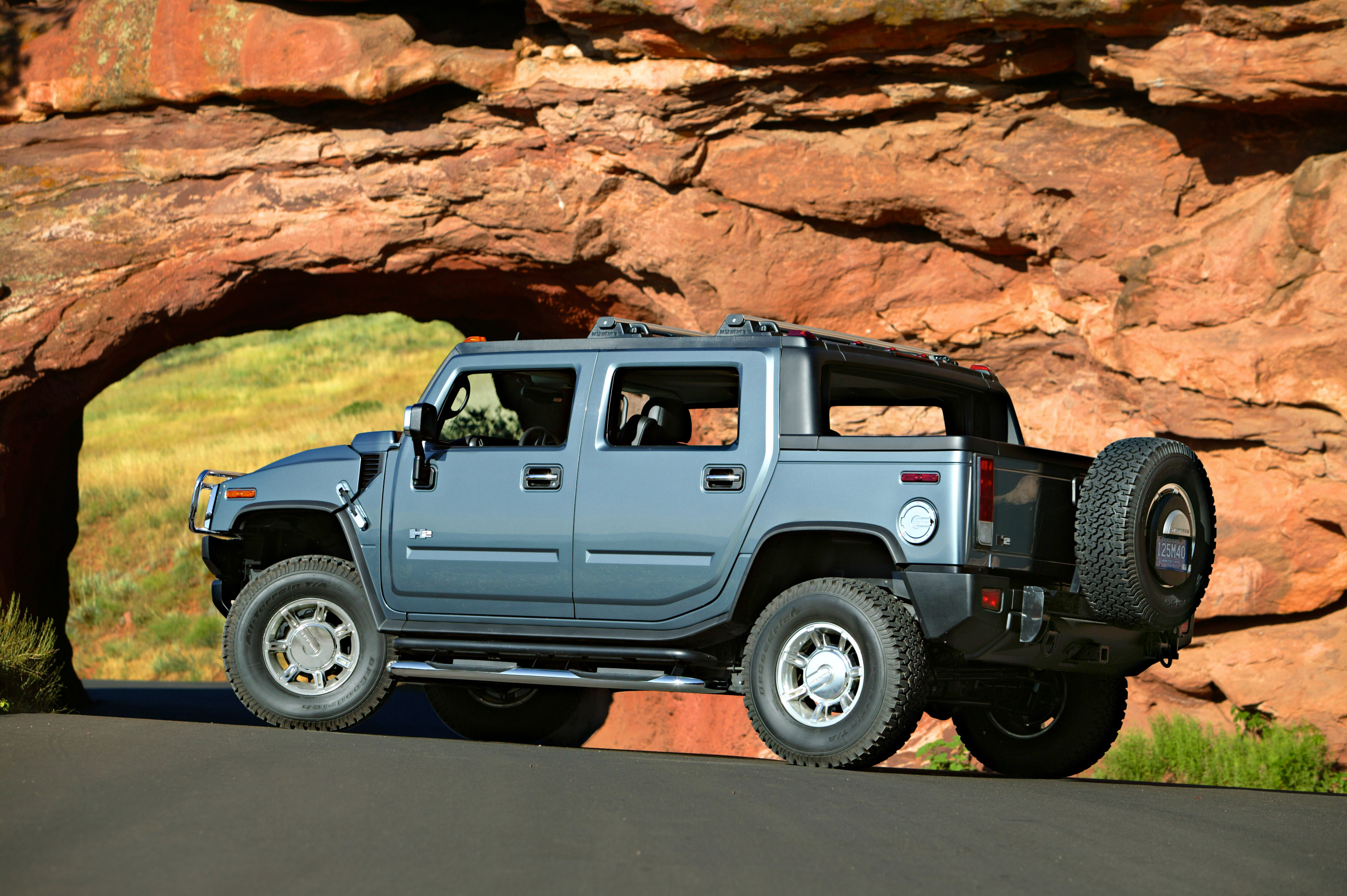 2005 hummer h2 sut fuel infection to underscore its capabilities hummer vanachro Gallery